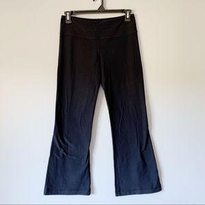 3/$25 Lululemon Groove Pants Black Size 8